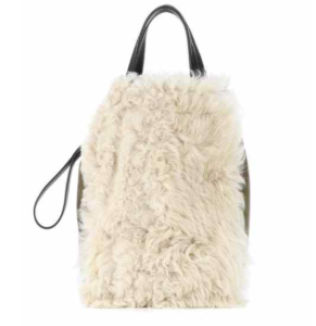 Walker shearling tote €735