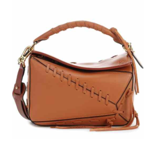 Puzzle leather shoulder bag € 1.900