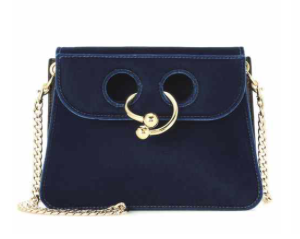 Pierce Mini velvet crossbody bag € 1.510