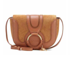 Hana Mini leather shoulder bag € 265
